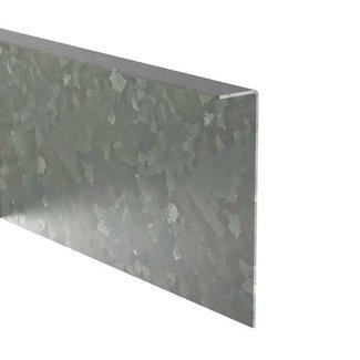 Kantopsluiting verzinkt gezet 230 cm 3 mm (25 st )