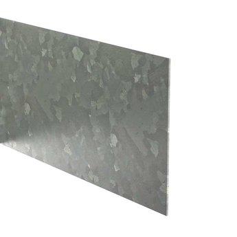 Kantopsluiting verzinkt recht 230 cm 3 mm (25 st )