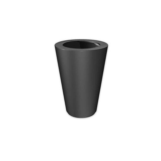 ACER polyester 55x76 cm ronde plantenbak