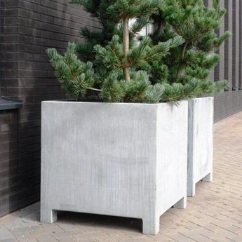 VADIM verzinkte plantenbak 140 x 140 x 80 cm