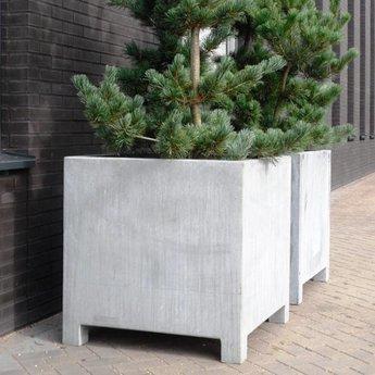 VADIM verzinkte plantenbak 120 x 120 x 80 cm