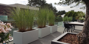 Langwerpige plantenbakken voor buiten