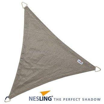 Nesling Coolfit 3.6 x 3.6 x 3.6 m antraciet schaduwdoek