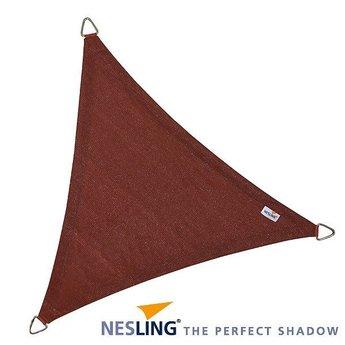 Nesling Coolfit 3.6 x 3.6 x 3.6 m terra schaduwdoek