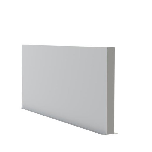 Tuinmuur polyester 400 x 15 x h 150 cm