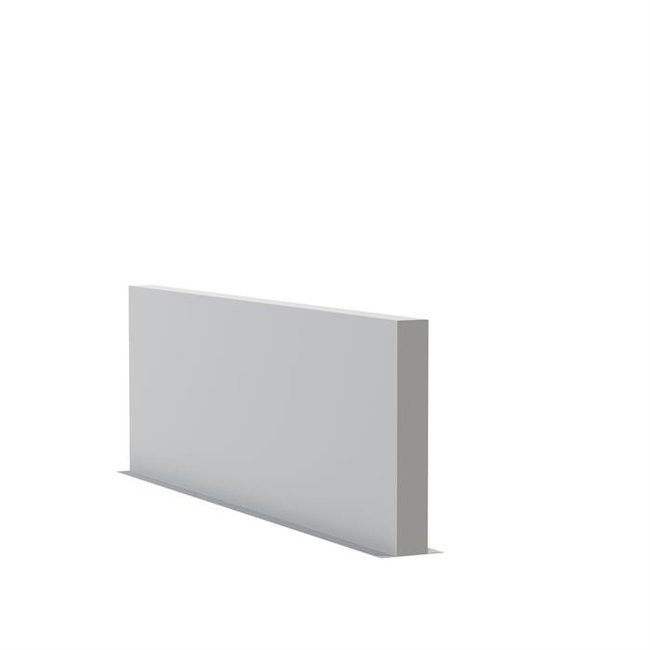 Tuinmuur polyester 300 x 15 x h 100 cm
