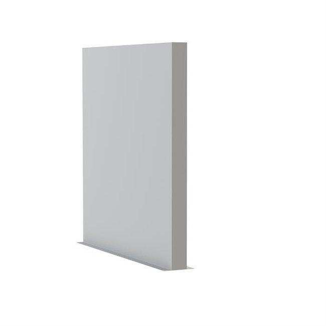 Tuinmuur polyester 200 x 15 x h 200 cm