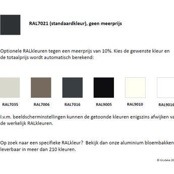 Buxus polyester 90x25x80 cm horecabak
