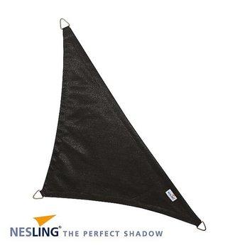Nesling Coolfit 4 x 4 x 5.7 m zwart schaduwdoek