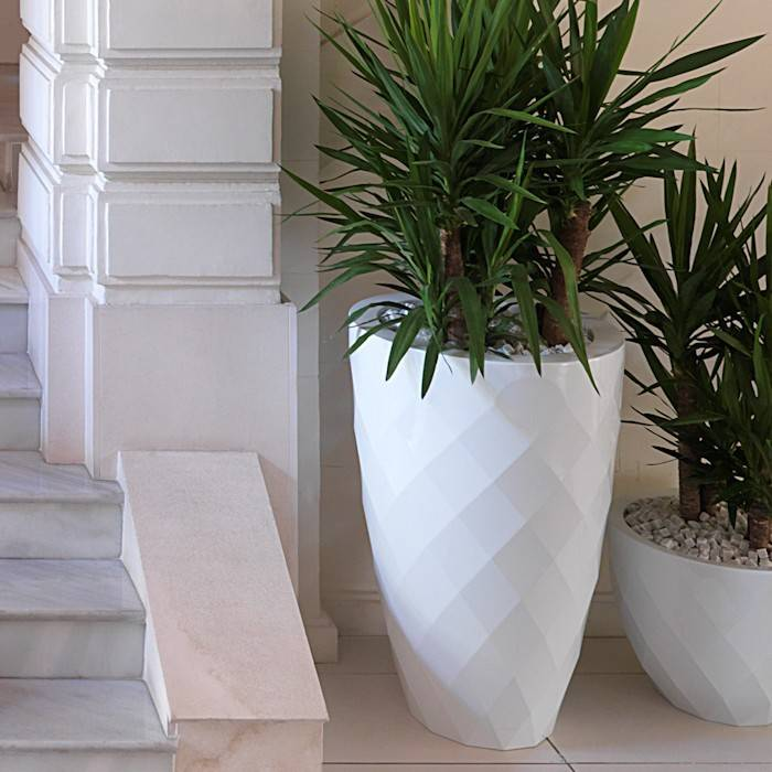 Grote Plantenbak Binnen.Vondom Vases 100 Bloempot Tuinvoordeel Eu