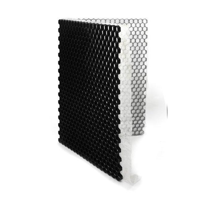Ecco products ECCOgravel® 30 mm. ZWART grindmat