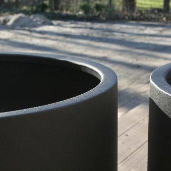 CAIRO aluminium 100x100 cm plantenbak