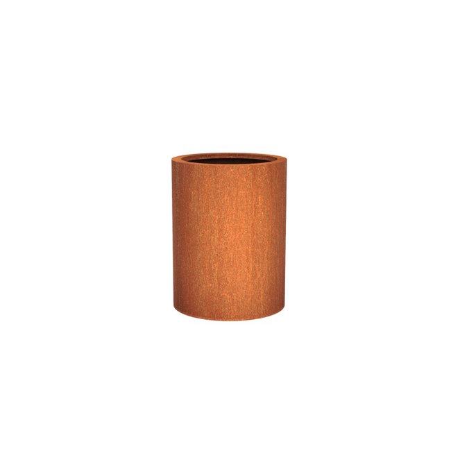 ATLAS cortenstaal 60x80 cm bloempot