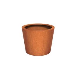 CADO cortenstaal 100x80 cm bloempot