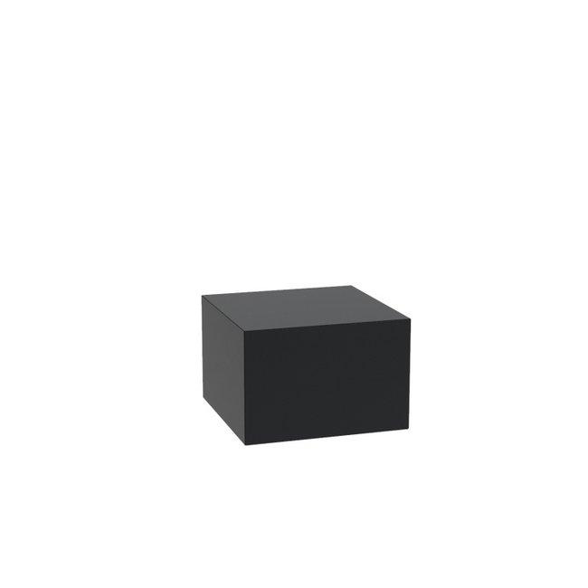 Sokkel aluminium 60x60x40 cm