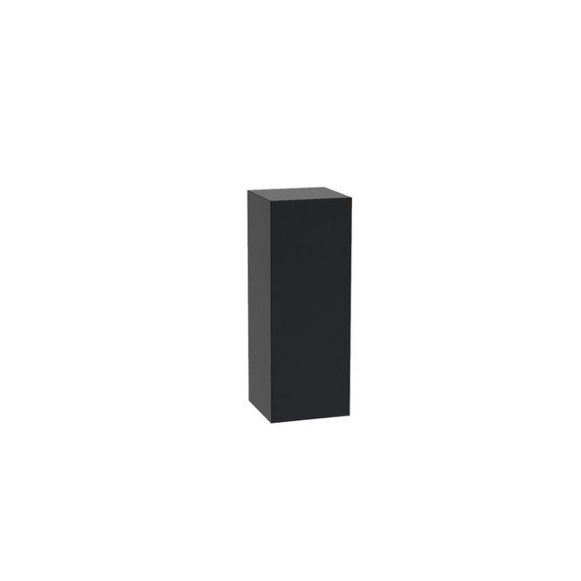 Sokkel aluminium 30x30x80 cm