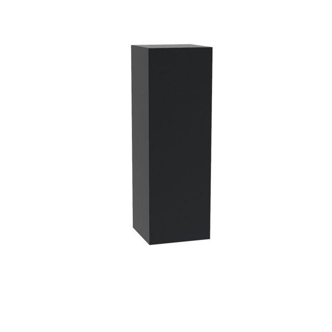 Sokkel aluminium 40x40x120 cm