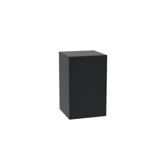 Sokkel aluminium 50x50x80 cm