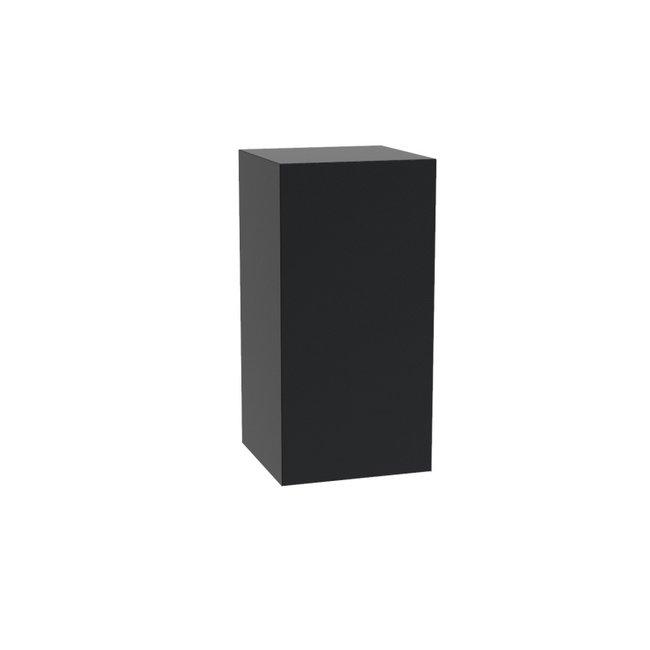 Sokkel aluminium 50x50x100 cm