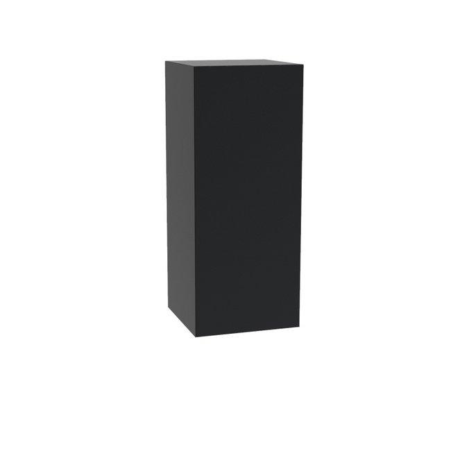 Sokkel aluminium 50x50x120 cm