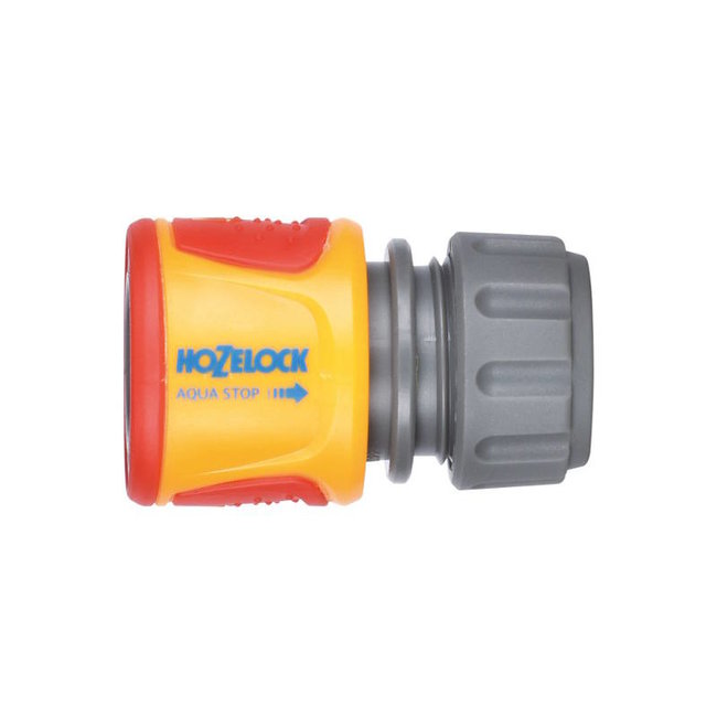 Hozelock Slangstuk AquaStop  Ø 12.5 - 15 mm