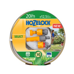 Hozelock Select slangset Ø 12,5 mm 20 meter inclusief startset