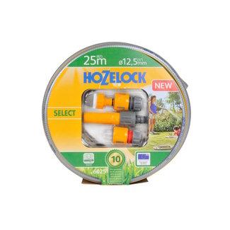 Hozelock Select slangset Ø 12,5 mm 25 meter inclusief startset