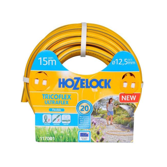 Hozelock Tricoflex Ultraflex slang Ø 12,5 mm 15 meter