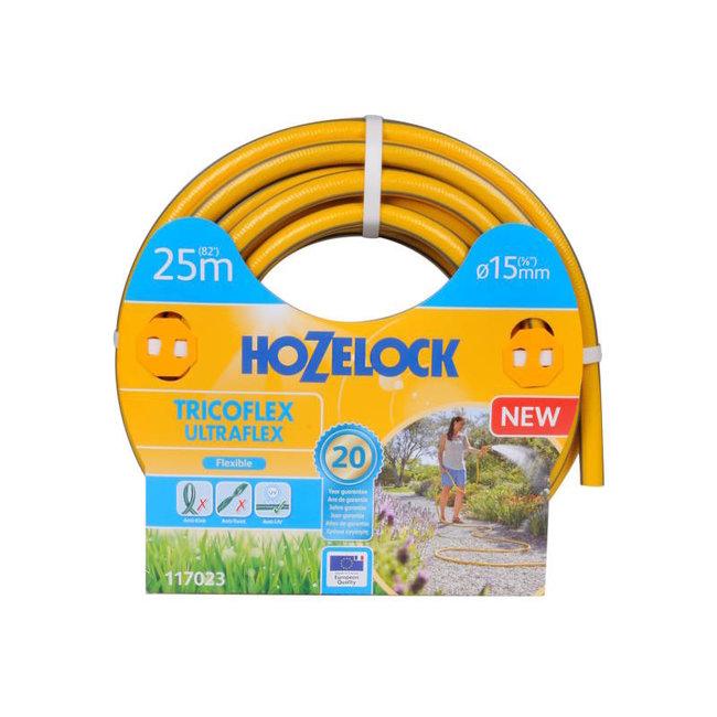 Hozelock Tricoflex Ultraflex slang Ø 15 mm 25 meter