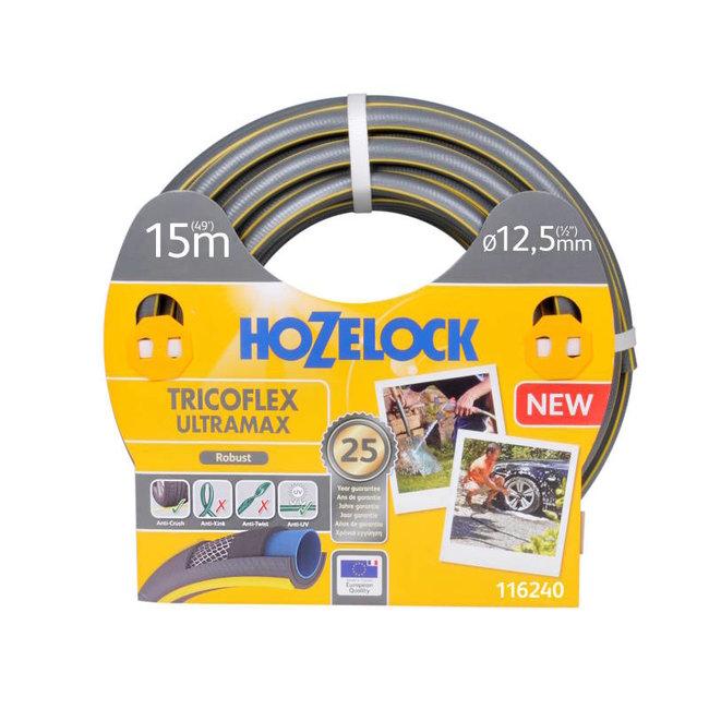 Hozelock Tricoflex Ultramax slang Ø 12.5 mm 15 meter