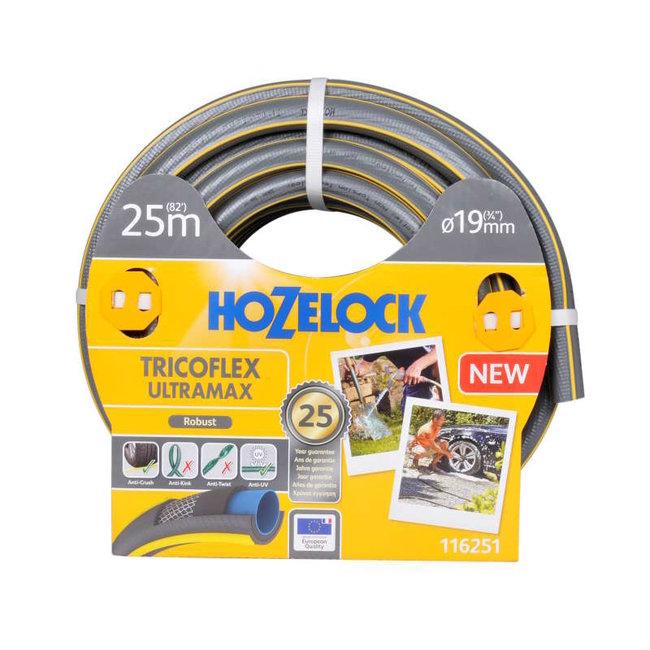 Hozelock Tricoflex Ultramax slang Ø 19 mm 25 meter