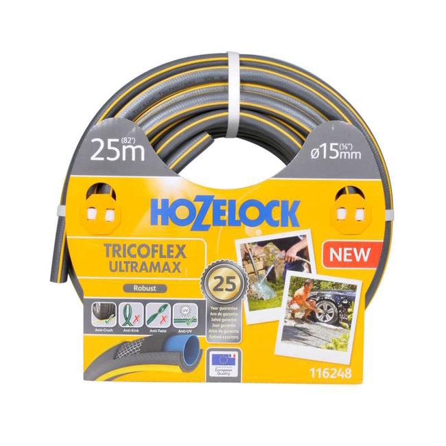 Hozelock Tricoflex Ultramax slang Ø 15 mm 25 meter