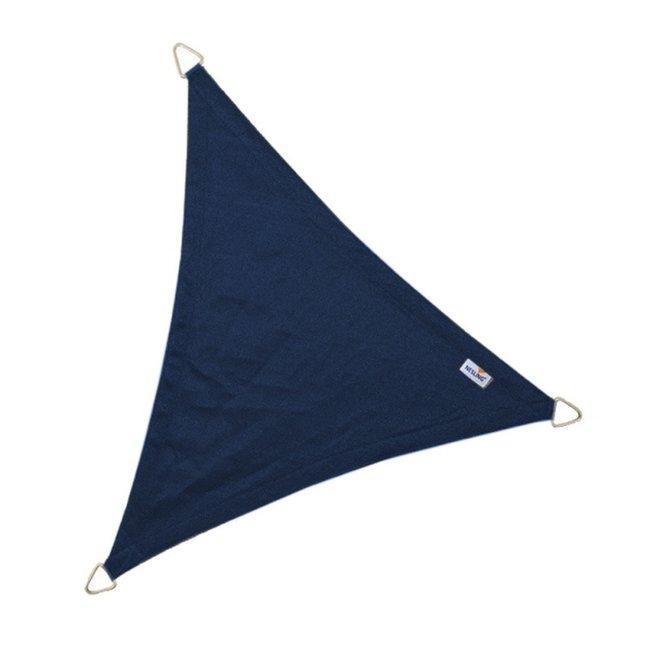 Nesling Coolfit 5 x 5 x 5 m navy blauw schaduwdoek