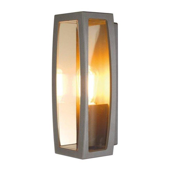 SLV Meridian 2 BOX antraciet wandlamp
