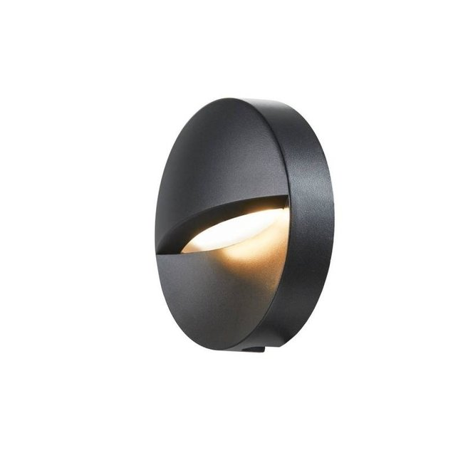 SLV Downunder OUT LED rond wandlamp
