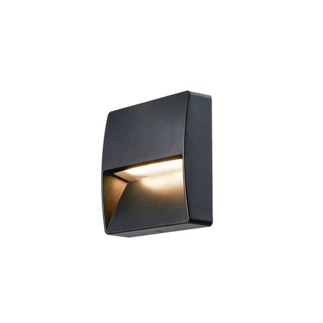 SLV Downunder OUT LED vierkant wandlamp
