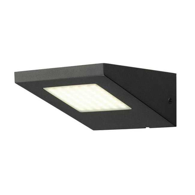 SLV IPERI antraciet wandlamp