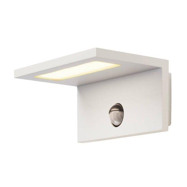 SLV ANGOLUX  wit wandlamp met sensor