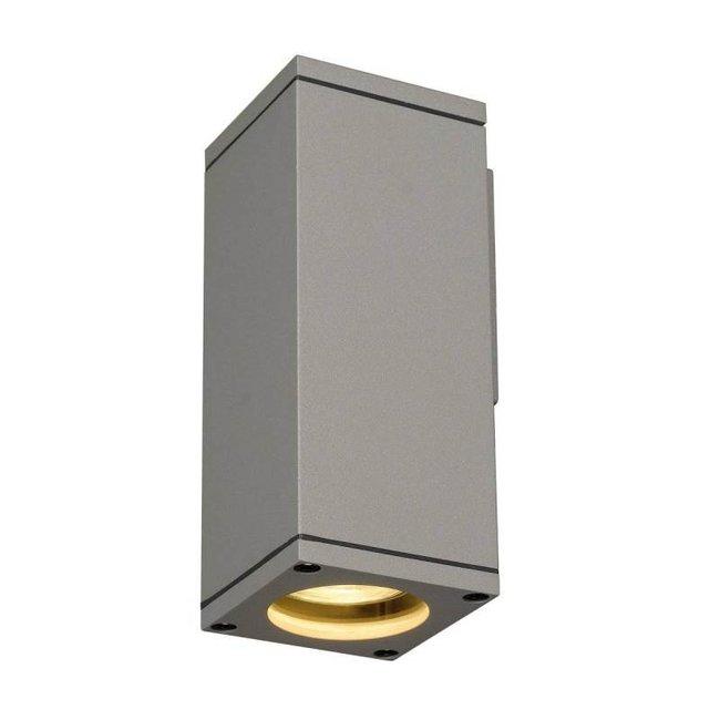 SLV THEO WL Grijs wandlamp