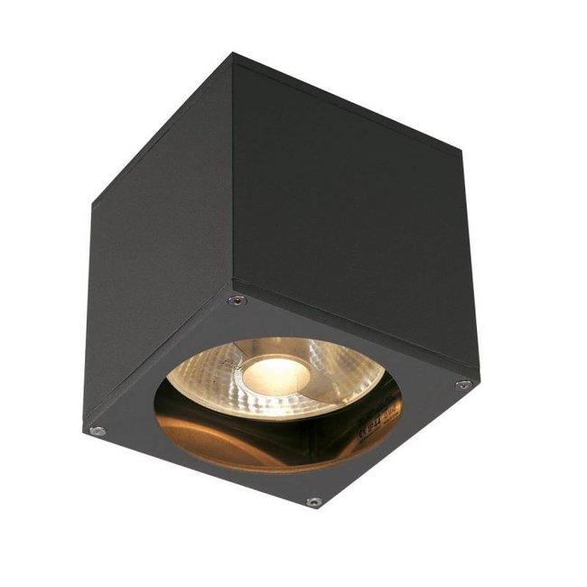 SLV BIG THEO WL Antraciet wandlamp