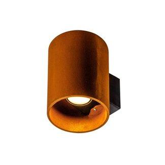 SLV Rusty® UP/DOWN rond wandlamp