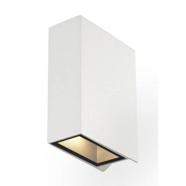 SLV Quad Up/Down 12 WIT wandlamp