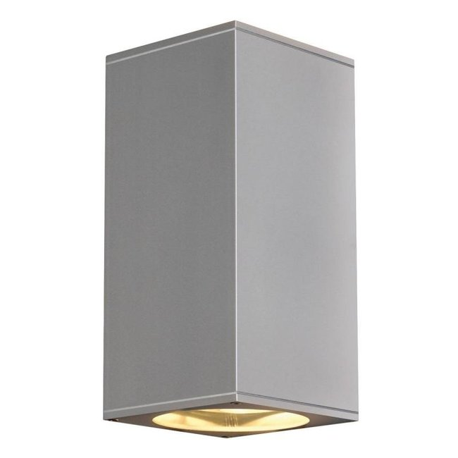 SLV BIG THEO Up/Down grijs wandlamp