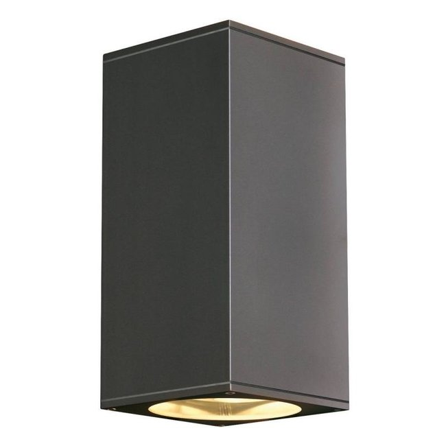 SLV BIG THEO Up/Down antraciet wandlamp