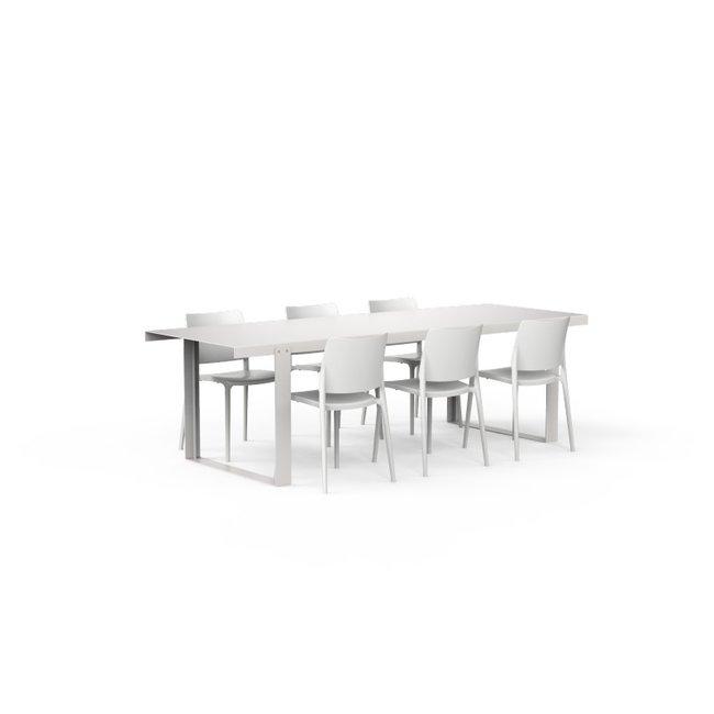 One to Sit XL Tafel PLACA 260 x 90 x h. 76 cm