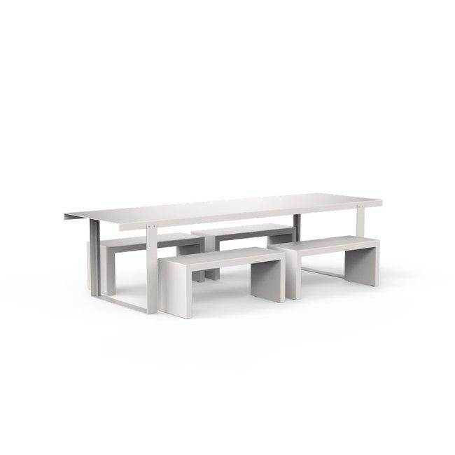 One to Sit XXL Tafel PLACA 300 x 90 x h. 76 cm