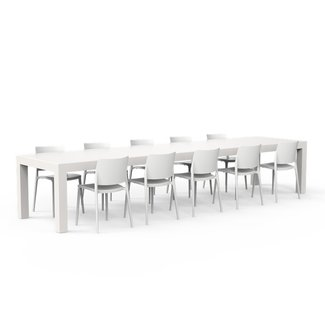 One to Sit Tafel BORRA A 400 x 100 x h. 75 cm