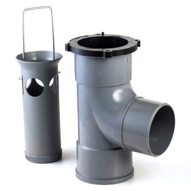 Nicoll zandvanger Connecto 100/200, 110 mm.
