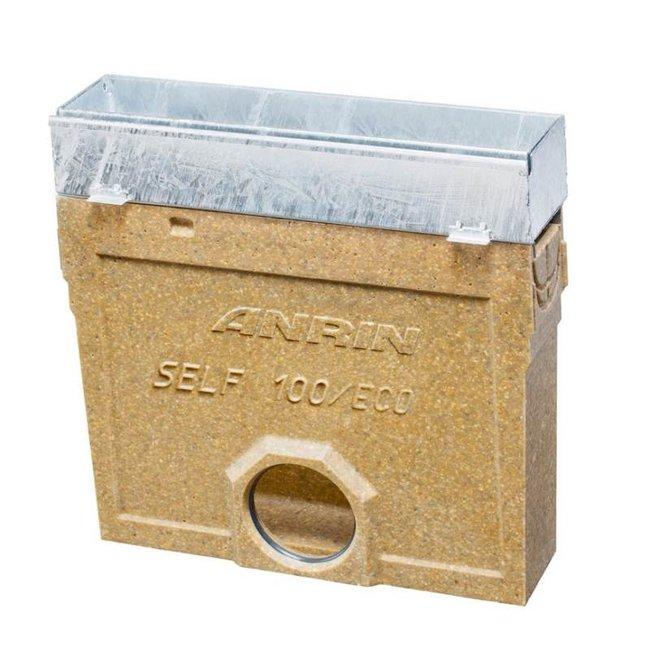 Anrin slibvangput voor lijngoot, type SELF-Schlitz