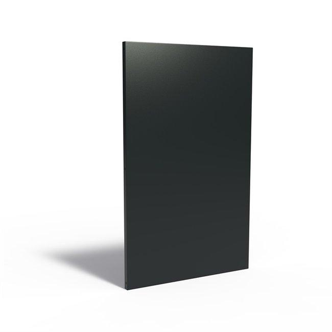 Sfeerpaneel ALU. BASIC 110 x 5 x 180 cm